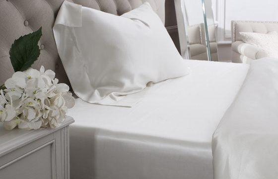 Pure Silk Bedding from Jasmin Silk