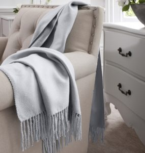 using silk in interior design