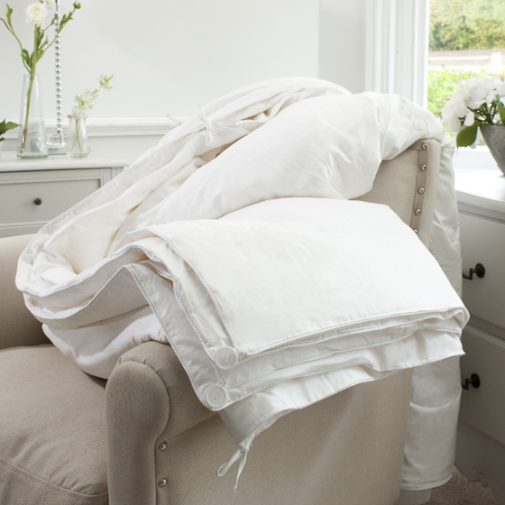 Jasmine Silk 13 Tog Combination Silk Duvet