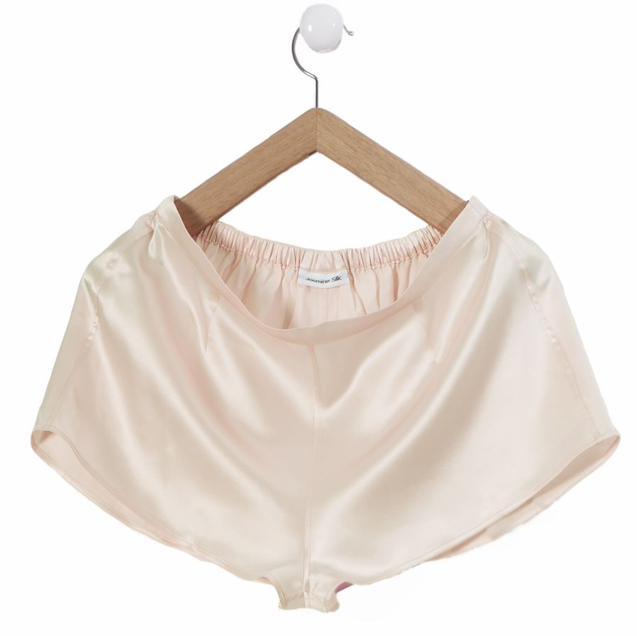 nude french knicker boxers on hanger